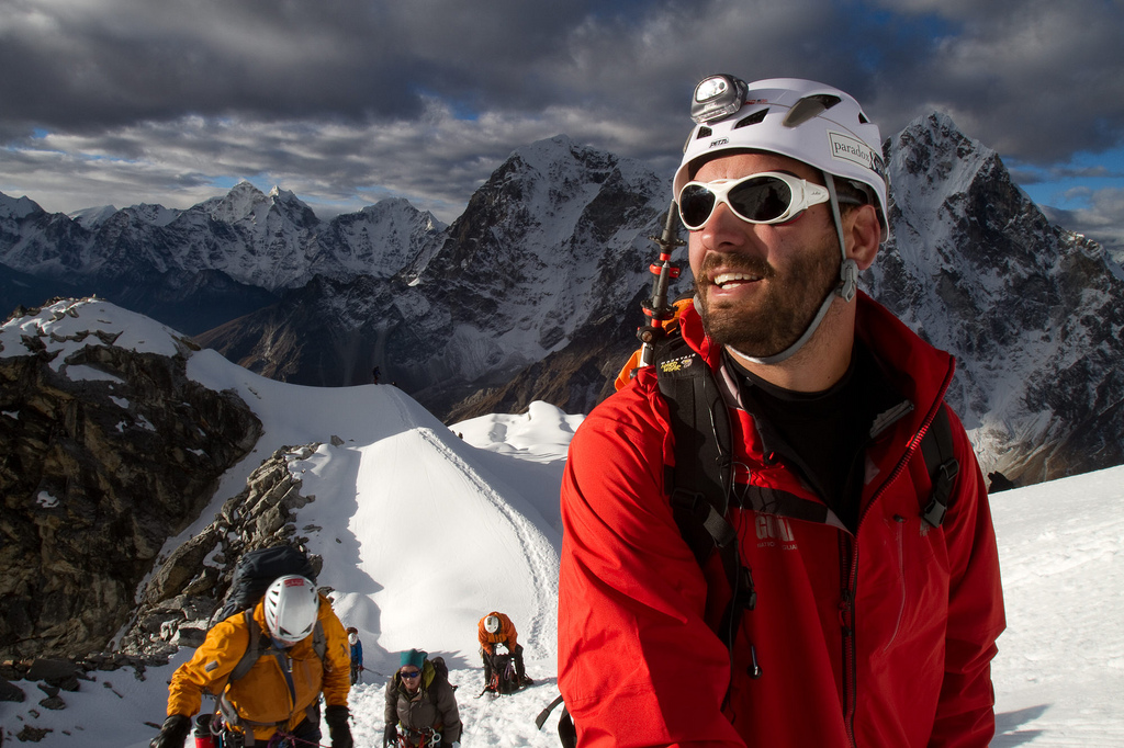 Wounded Veterans Climb in Nepal | OutsideOnline.com