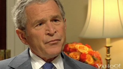 President Bush Interview